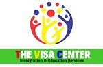 The Visa Center logo