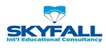 Skyfall education agent logo