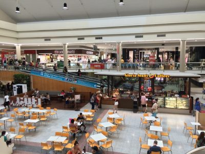 Casuarina Square - The biggest shopping complex in NT