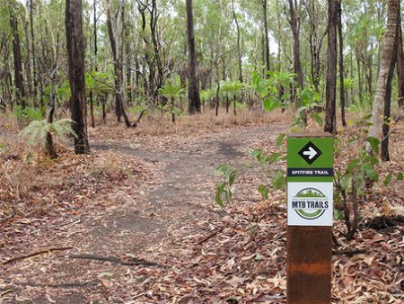 Charles Darwin National Park Walking and Cycling Trails