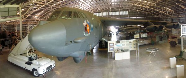 Darwin Aviation Museum with impressive aircraft displays