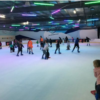 Darwin Ice Skating Centre, the coolest place in Darwin