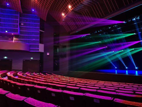 Darwin Entertainment Centre, concert venue, host theatre, orchestral performance