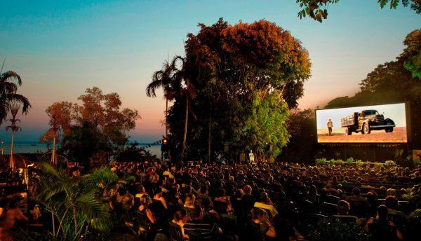 Deckchair Outdoor Cinema