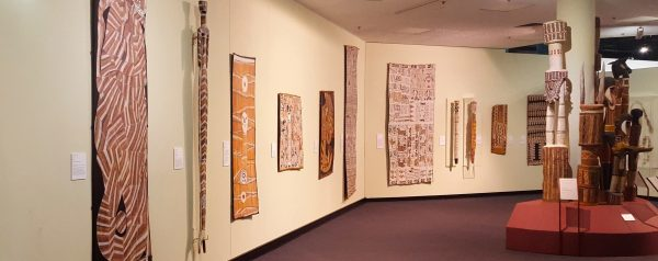 Museum and Art Gallery of the NT - Local artists exhibits and art pieces