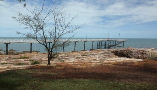 Nightcliff Foreshore and the Jetty