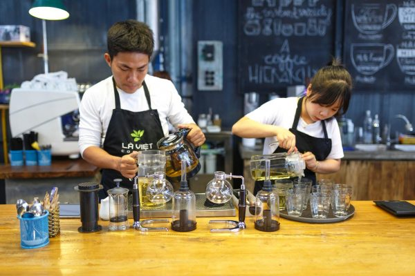 Part-time Job Barista - Hospitality and Services