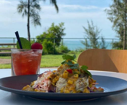 The Foreshore Restaurant & Cafe with Amazing Beachfront View