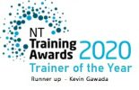 Trainer of the year logo