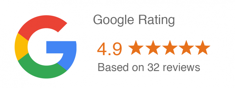 Google rating Ausinet