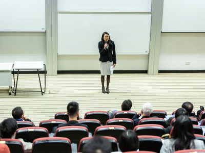 Lecturer Hall